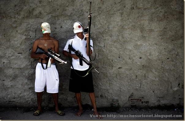 Rio guerre contre la drogue-43