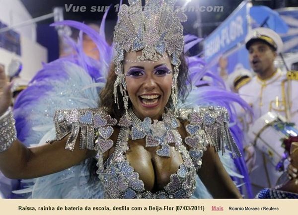 Les muses du Carnaval de Rio 2011-32