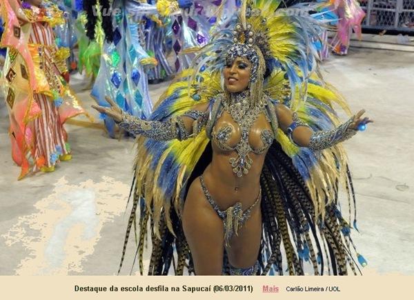 Les muses du Carnaval de Rio 2011-25