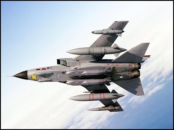 Avion Tornado  RAF
