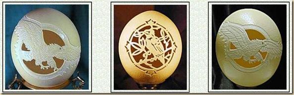 Gary LeMaster incroyable sculpteur d'œufs sur 1tourdhorizon.com.bmp