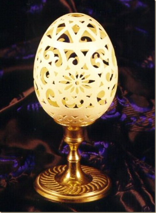 Gary LeMaster incroyable sculpteur d'œufs sur 1tourdhorizon.com