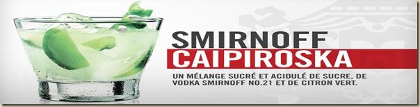Smirnoff Caipiroska sur 1tourdhorizon.com