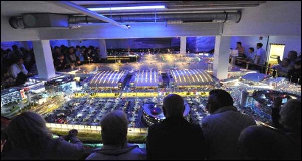 Maquette de l'aéroport de Knuffingen sur 1tourdhorizon.com-2