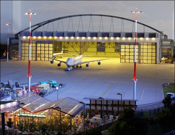 Maquette de l'aéroport de Knuffingen sur 1tourdhorizon.com-20