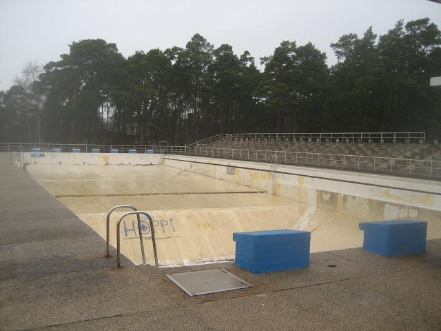 Przyplażowy basenik