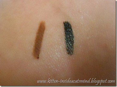 swatch nyx and liner