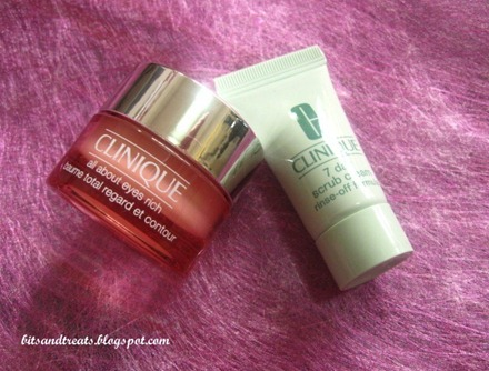 clinique all about eyes rich and 7-day scrub cleanser, by bitsandtreats[5]