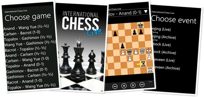 View International Chess Live