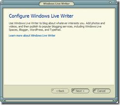 Windows Live Writer - 1