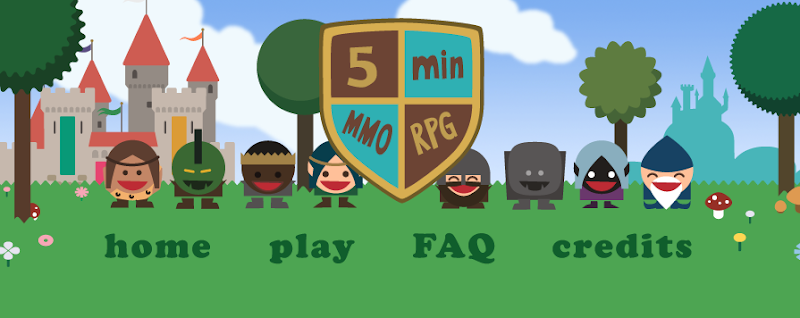 5 minutes MMORPG