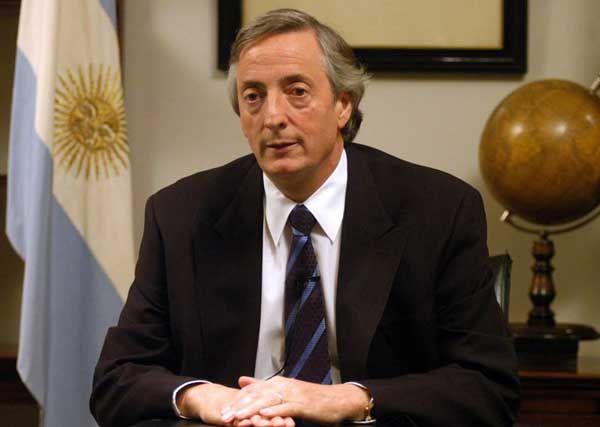 Néstor C. Kirchner