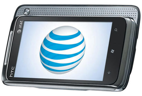 HTC Surround AT&T User Manual