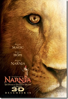 Narnia: The Voyage of the Down Treader