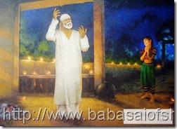 Sai Baba Painting_SatyaNarayan_Hall