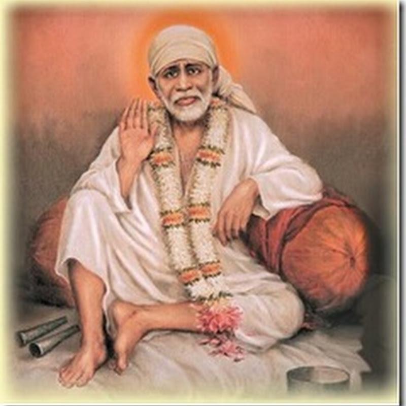 Saipatham Sarath Babuji An Intense Devotee Of Shirdi Sai Baba