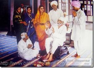 Shri Sai Painting Sunil Shegaonkar