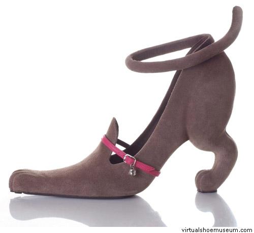 Туфли На Самом Высоком Каблуке В Мире Фото
