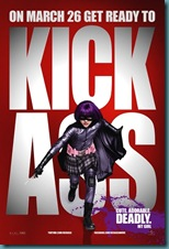 HitGirl Kick Ass Movie