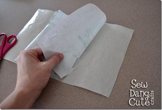 Remove-contact-paper-part
