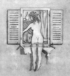 Ilusão de Óptica Lagarta Janela da Poluição Mental