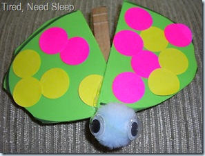 click beetle craft
