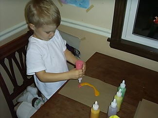 paint dough art project (4)