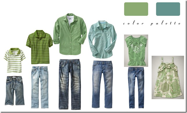 what-to-wear-green