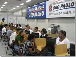 O Centro de Apoio ao Trabalhador (CAT) selecionam para 425 vagas para Atendente de balcão - São Paulo
