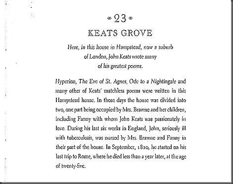 Keats.Grove
