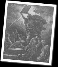 Moses (Dore Drawing)