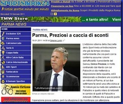 sportbook 24 preziosi