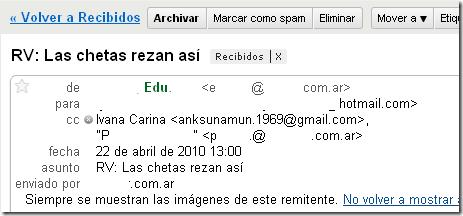 Gmail - RV- Las chetas rezan así