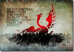 Phoenix rises from the ashes