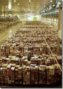 Distribution Center warehouse