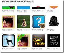 Zune Marketplace