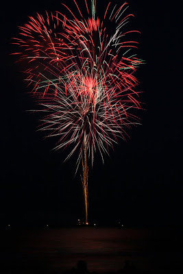 July 4th Fireworks from Ocean City, NJ