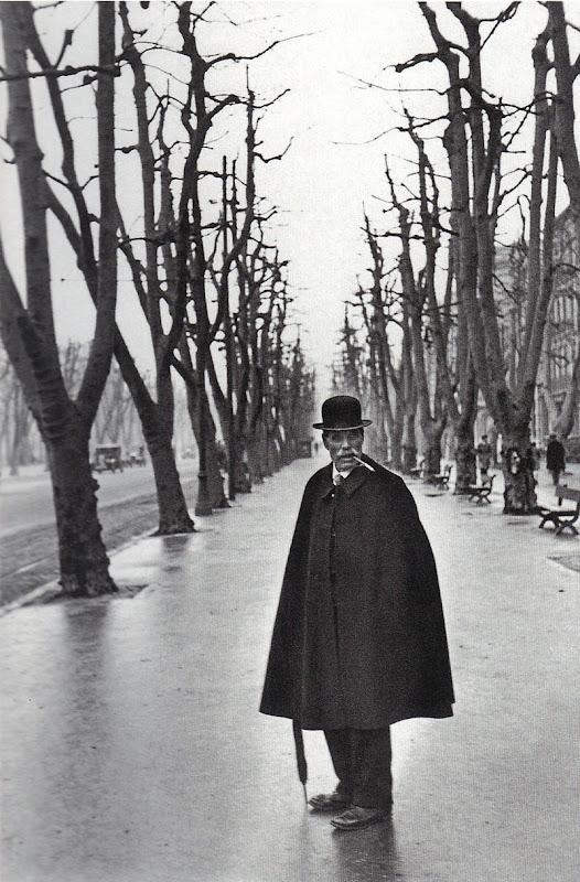 Allee du prado, marseille 1932