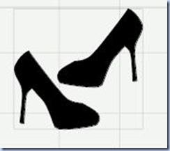 096 high heels