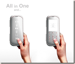 All In One Haptic Phone