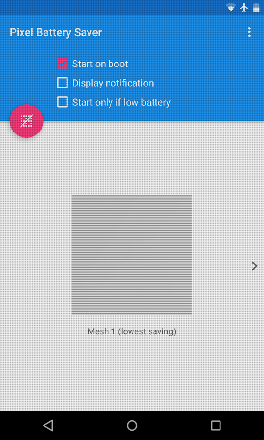 Pixel OFF Save Battery AMOLED Screenshot 3
