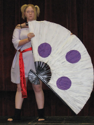 NARUTO Temari Photos Cosplay