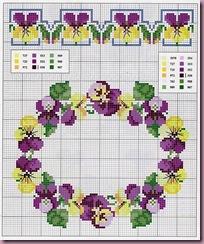 violetas barras - cole%C3%A7%C3%A3o DMC 1-1