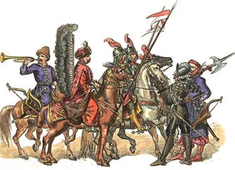 Ejército polaco siglo 17