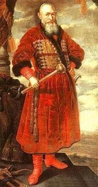 Magnat polski o Grande de Polonia hacia 1650