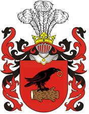 KORWIN, 218 apellidos de las familias blasonadas