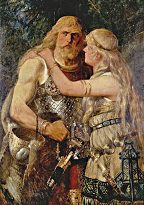 Arminio y Thusdenla