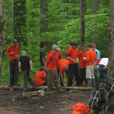 Carmel Boy Scouts Backpacking