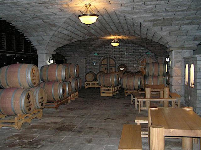 Changyu Winery in Yantai