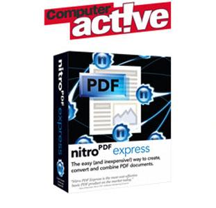 Get Nitro PDF Express Free License